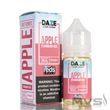 Reds Apple Strawberry Iced by 7 Daze Salt Series EJuice