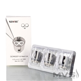Sense Screen Coil Atomizer Head - Pack of 3