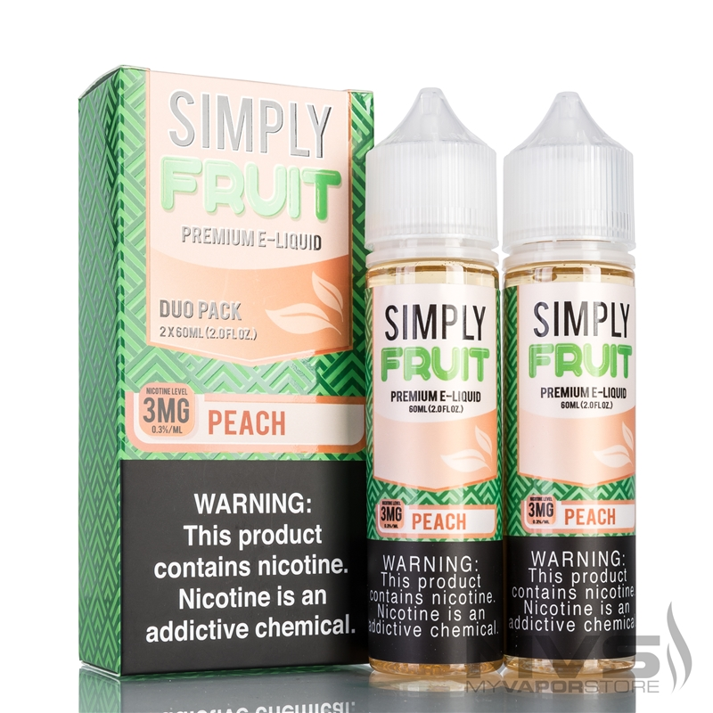 Peach by Simply Fruit eJuice