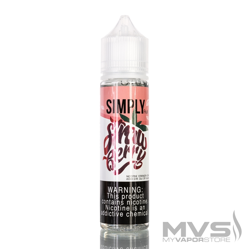 Strawberry by Simply Fruit eJuice