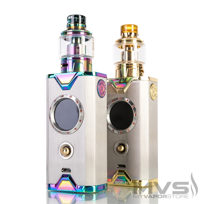 Sigelei Chronus 200W TC Starter Kit