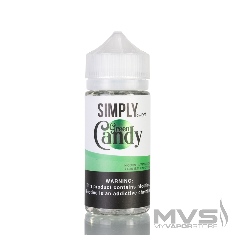 Green Candy by Simply Sweet eJuice
