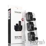 SMOK MAG POD Empty Pod Cartridge - Pack of 3