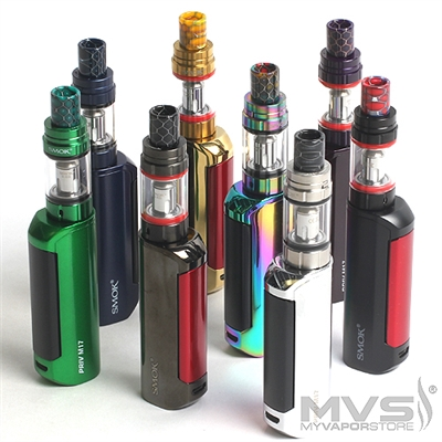 SMOKTech Priv M17 Starter Kit