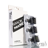 SMOK x OFRF nexMESH Empty Pod - Pack of 3