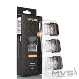 SMOKTech Nord Empty Cartridge - Pack of 3