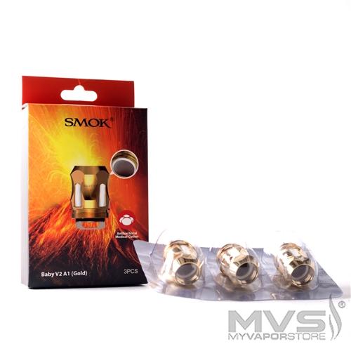 SMOK TFV8 Baby V2 Atomizer Head - Pack of 3
