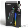 SMOKTech Priv V8 Starter Kit  - Black and 7 Color