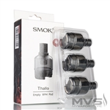 SMOK Thallo Empty Pod Cartridge - Pack of 3