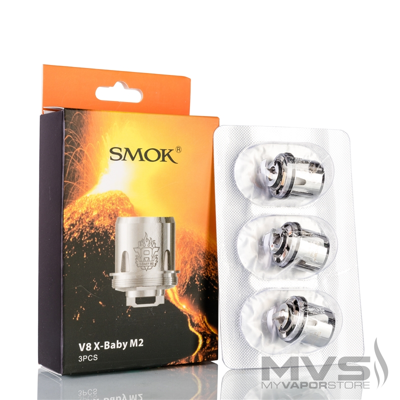 Replacement Coil for SMOKTech TFV8 X-Baby