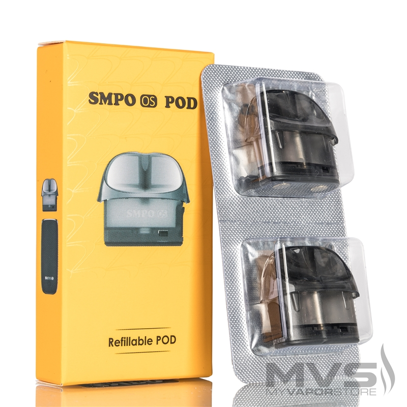 SMPO OS Pod Empty Cartridge