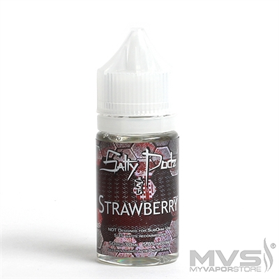 Strawberry by Salty Podz EJuice