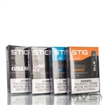 STIG Pod VGOD and SaltNic Kit - Pack of 3