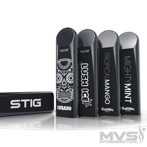 STIG Disposable Pod Device - Pack of 3