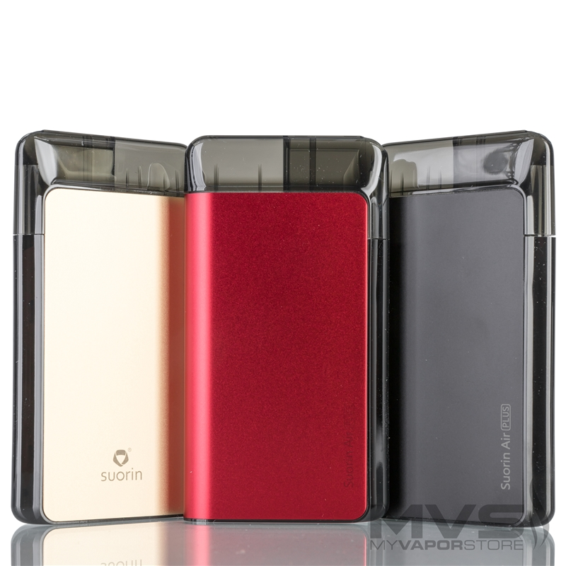 Suorin Air Plus Pod System Starter Kit
