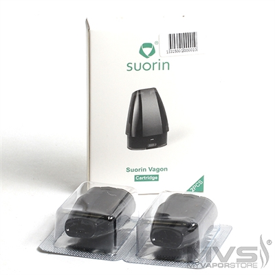 Suorin Vagon Cartridge - Pack of 2