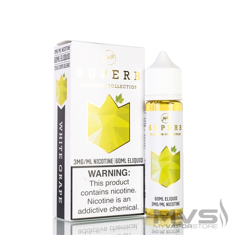 White Grape by Superb EJuice