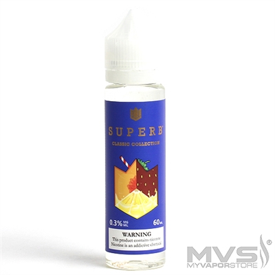 Peachberry Lemonade by Superb EJuice