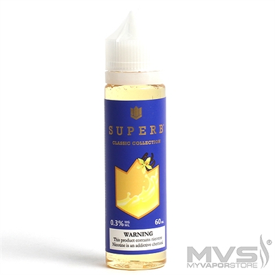 Vanilla Custard by Superb EJuice