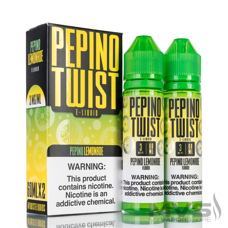 Pepino Lemonade by Pepino Twist E-Liquid