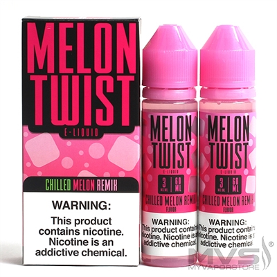 Chilled Melon Remix by Melon E-Liquid