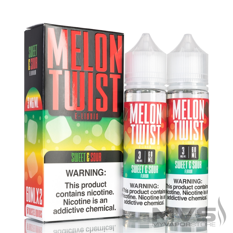 Sweet and Sour by Melon E-Liquid