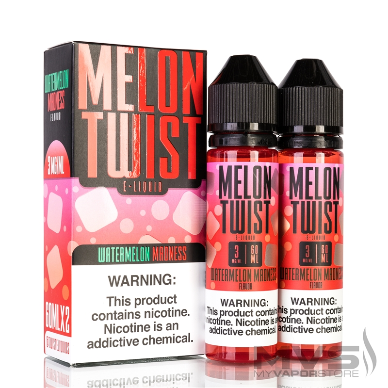 Watermelon Madness by Melon E-Liquid