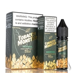 Menthol by Tobacco Monster Nic Salt eJuice