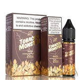 Rich by Tobacco Monster Nic Salt eJuice