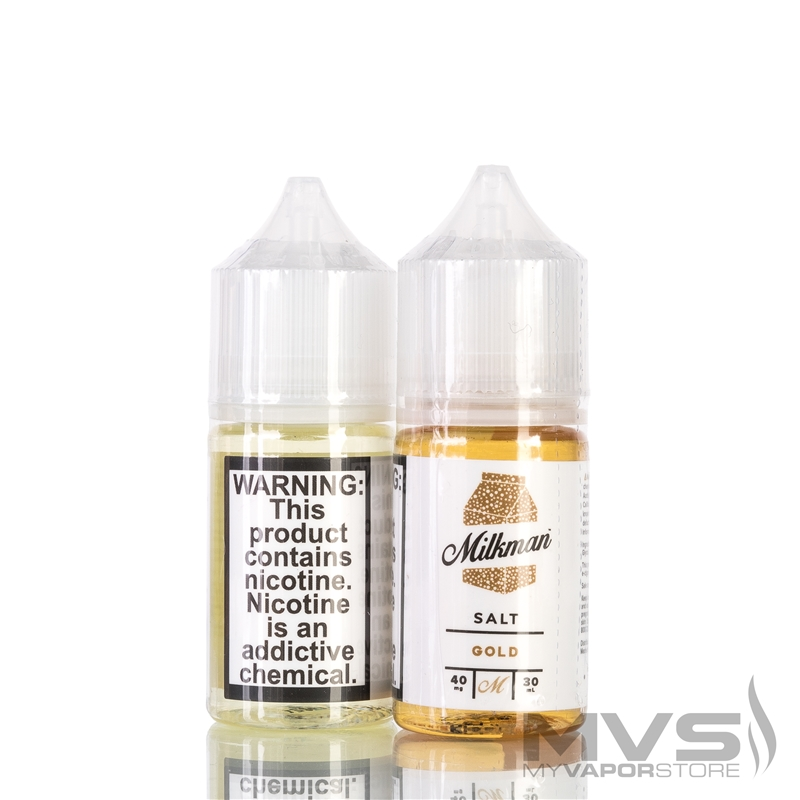 Gold by The Milkman Salt eJuice