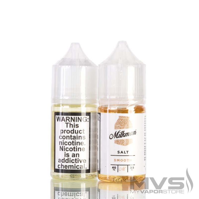 Smooth by The Milkman Salt eJuice