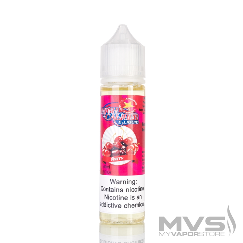 Cherry High Caliber Eliquid
