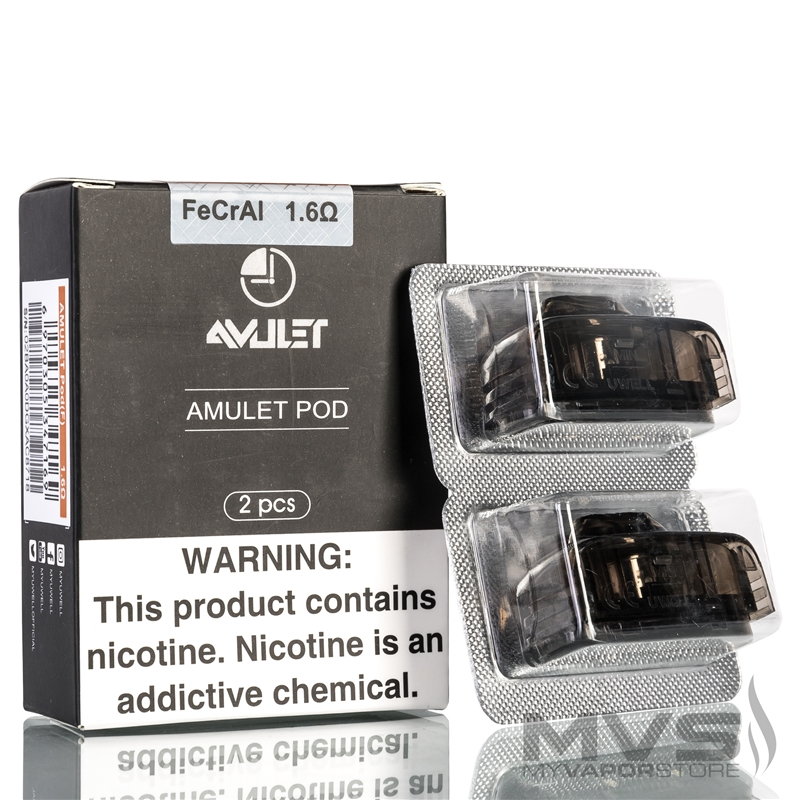 Uwell Amulet Empty Cartridge