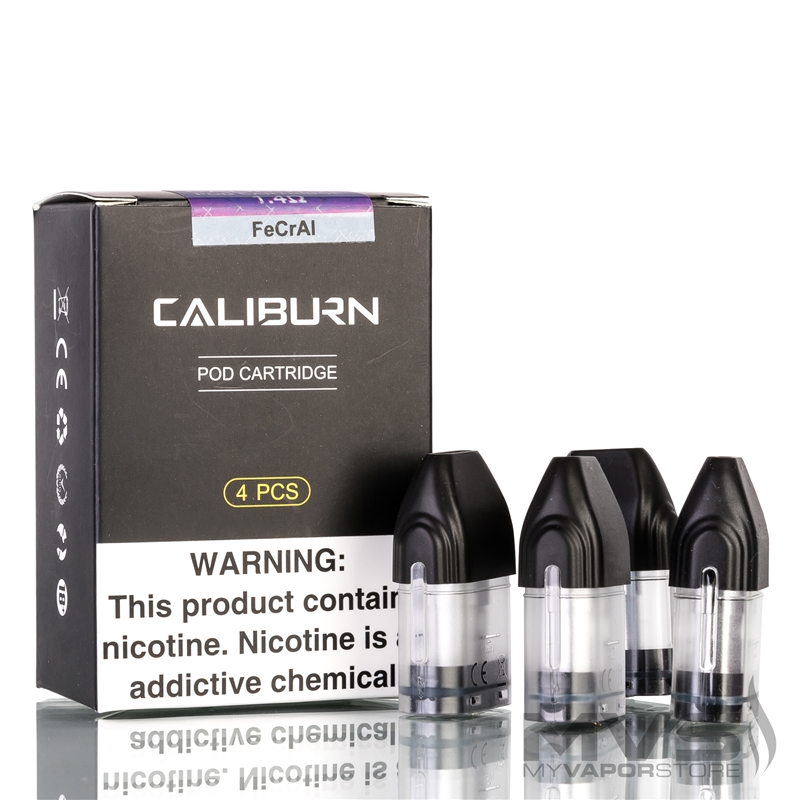 Uwell Caliburn Empty Cartridge