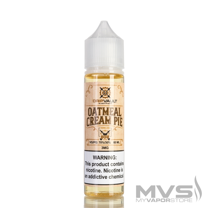 Oatmeal Cream Pie by Drip Vault EJuice