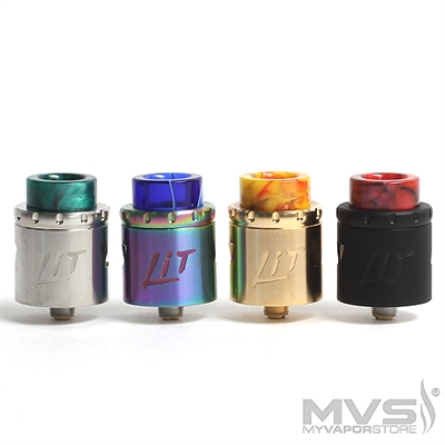 Vandy Vape Lit RDA - Rebuildable Dripping Atomizer