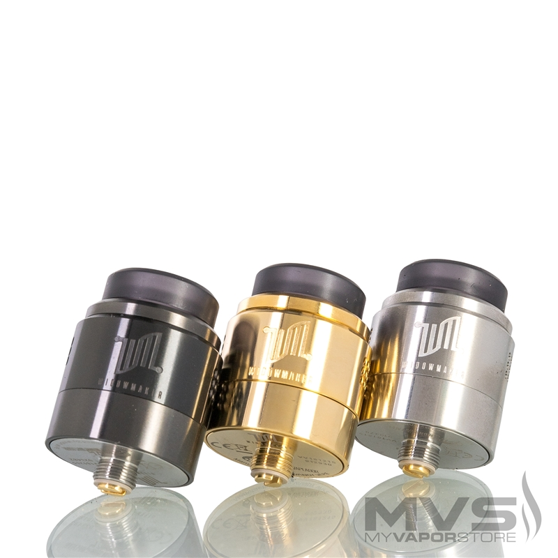 Vandy Vape Widowmaker RDA - Rebuildable Dripping Atomizer