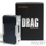 Voo Poo DRAG TC Mod - Black and Blue