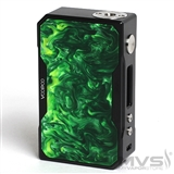 Voo Poo DRAG Gene TC Mod - Black and Jade Resin 405
