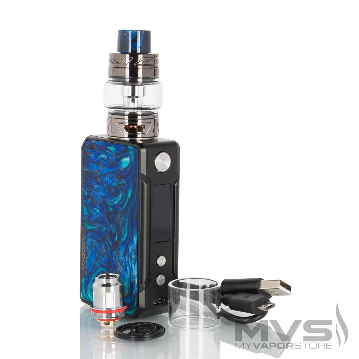 VooPoo DRAG Mini with UFORCE T2 Starter Kit