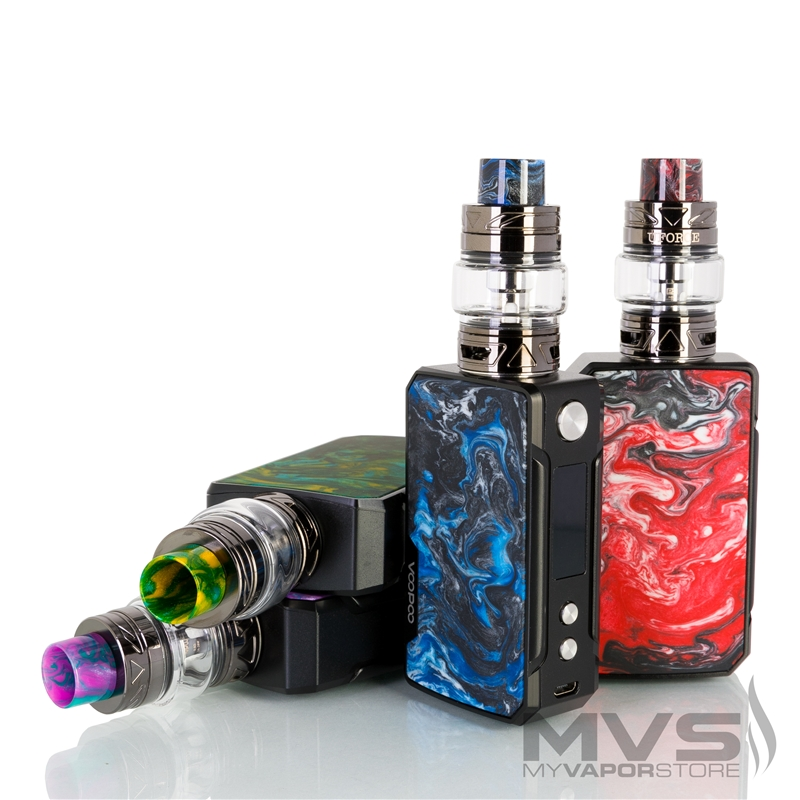 VooPoo DRAG Mini Starter Kit - GENE.FIT Chip