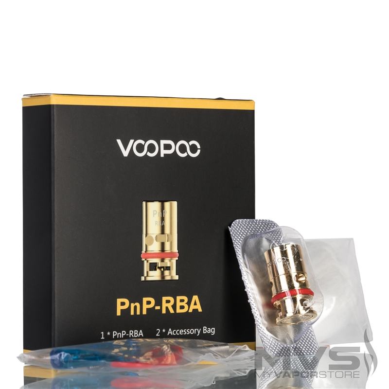 VooPoo PnP Rebuildable Atomizer Head