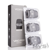 VooPoo Vinci Pod Cartridge - Pack of 3
