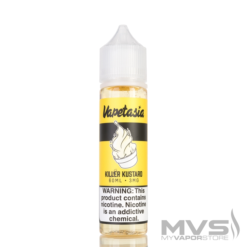 Killer Kustard by Vapetasia eJuice