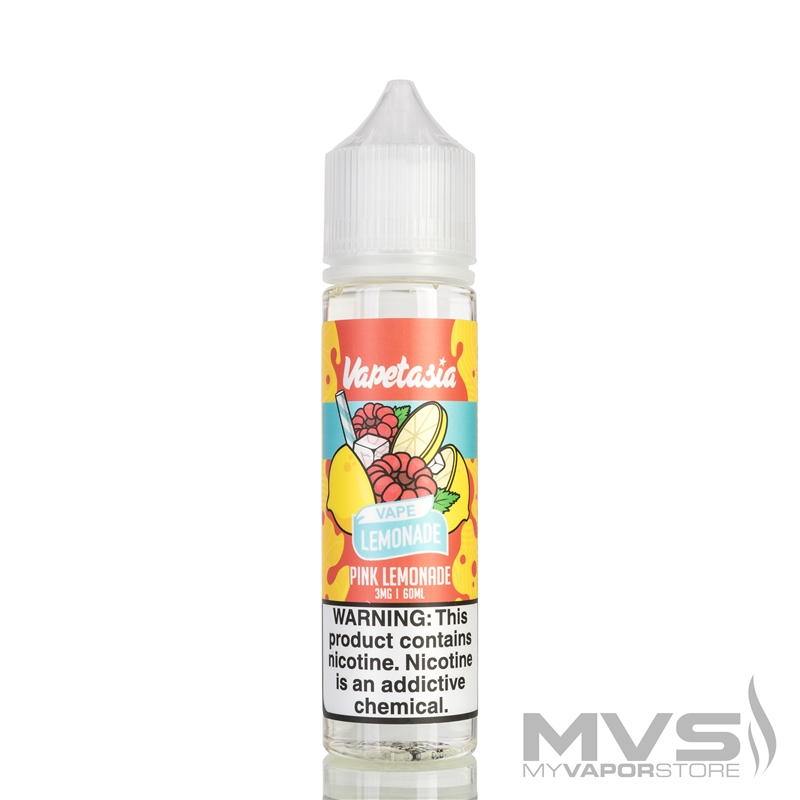 Pink Lemonade by Vapetasia eJuice