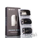 Vaptio Razor Cartridge - Pack of 3