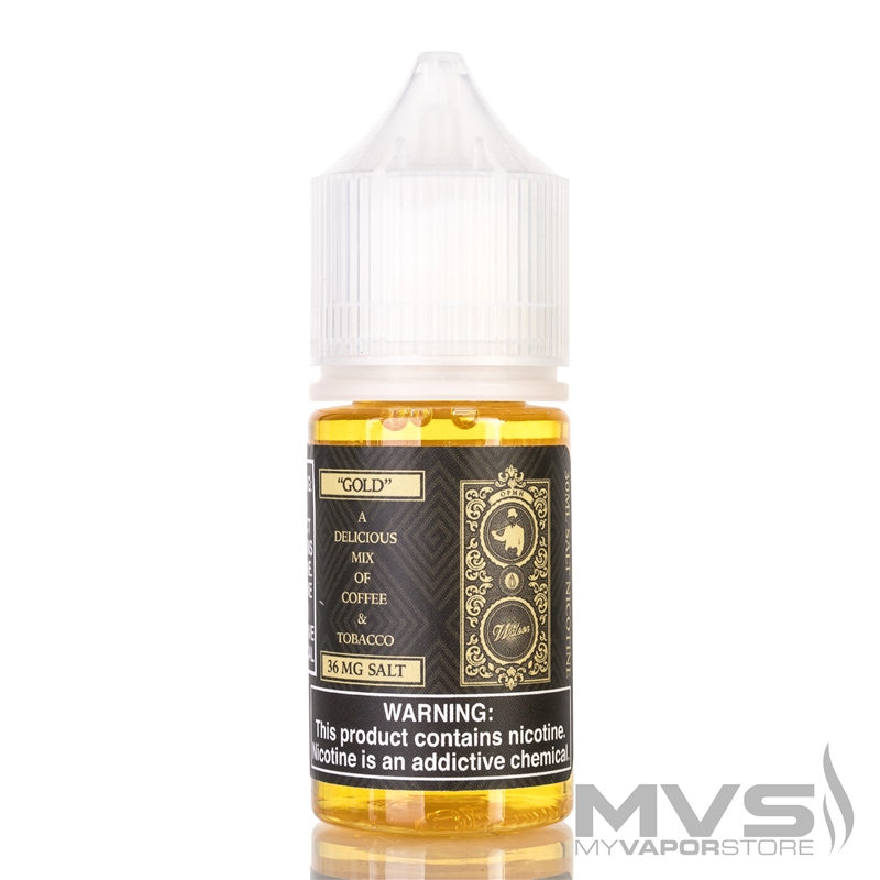 Watson Gold Salt by OPMH Project EJuice