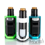 Wismec Luxotic DF and Guillotine V2 RDA Kit