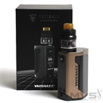 Wismec Reuleaux RX GEN3 Starter Kit - Brown