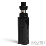 Wismec Sinuous P80 Starter Kit by Sinuous Designs - Black
